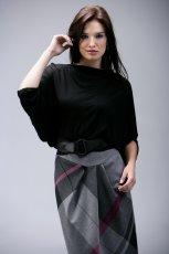 czarna bluzka Modesta - jesie�/zima 2010/2011