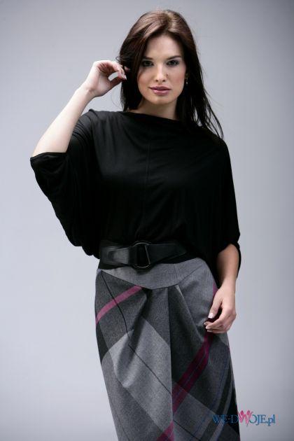 czarna bluzka Modesta - jesień/zima 2010/2011