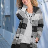 czarny sweter Cellbes - jesie�/zima 2010/2011