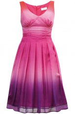 r�owa sukienka Gapa Fashion - jesie�/zima 2010/2011