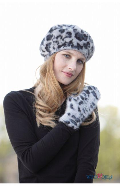 szara czapka Halens - kolekcja jesienno-zimowa