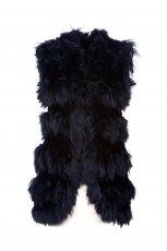 czarna kamizelka Ochnik - jesie�-zima 2010/2011