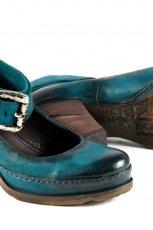 turkusowe pantofle Venezia - jesie�-zima 2010/2011