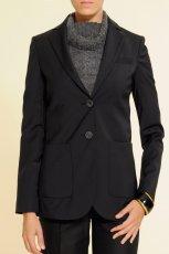 czarna kurtka Mango - kolekcja jesienna