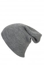 szara czapka Cubus - jesie�-zima 2010/2011