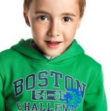 zielona bluza Cubus - jesie�/zima 2010/2011