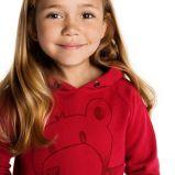 czerwona bluza Cubus - jesie�/zima 2010/2011