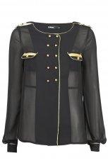 czarna bluzka Cubus - jesie�-zima 2010/2011