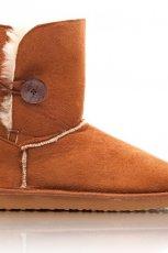 br�zowy buty emu DeeZee - jesie�/zima 2010/2011