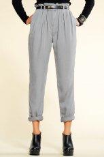 szare spodnie Mango - jesie�-zima 2010/2011