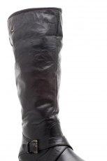 czarne oficerki DeeZee - jesie�-zima 2010/2011