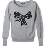 popielaty sweter Reserved - jesie�-zima 2010/2011