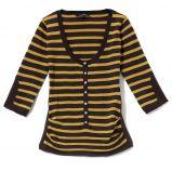 ��ta bluzka Reserved w paski - jesie�/zima 2010/2011