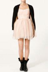 be�owa sukienka ZARA - jesie�/zima 2010