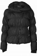 czarna kurtka Top Secret - z kolekcji jesie�-zima