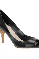 czarne pantofle Aldo - kolekcja jesienno-zimowa