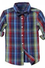 koszula H&M w kratk� - moda jesienna