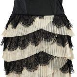 sukienka H&M odkryte ramiona - z kolekcji jesie�-zima