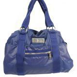 niebieska torba Adidas - z kolekcji jesie�-zima