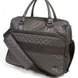 czarna torba Adidas ze sk�ry - jesie�/zima 2010/2011