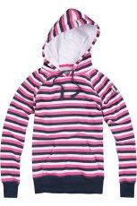 r�owa bluza Diverse w paski - jesie�-zima 2010/2011
