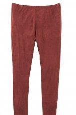 bordowe spodnie Camaieu - moda jesie�/zima 2010