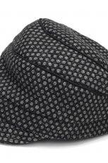 popielata czapka Cropp - jesie�/zima 2010/2011