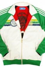 zielona bluza Adidas rozpinana - trendy na jesie�-zim�