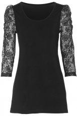 czarna sukienka Kappahl - kolekcja jesienno-zimowa