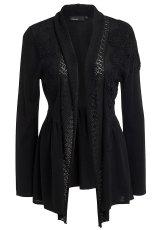 czarny sweter Kappahl - z kolekcji jesie�-zima