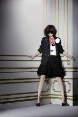 czarna sp�dnica H&M - kolekcja jesienno-zimowa