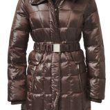 br�zowa kurtka s.Oliver pikowana - jesie�/zima 2010/2011