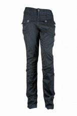 czarne spodnie Jackpot - jesie�/zima 2010/2011