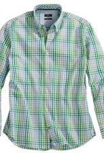 zielona koszula s.Oliver w kratk� - jesie�/zima 2010