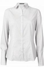 bia�a koszula Top Secret - moda zimowa