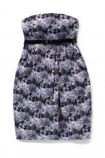 popielata sukienka House - kolekcja jesienna