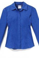 niebieska koszula House - jesie�/zima