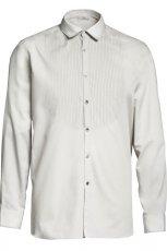 bia�a koszula H&M - jesie�/zima 2010