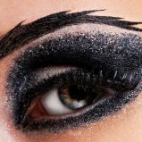 foto 1 - Makijaż wieczorowy oczu - karnawał 2011
