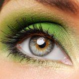 Zdj�cie 11 - Makija� wieczorowy oczu - karnawa�