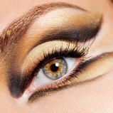 foto 2 - Makijaż wieczorowy oczu - karnawał 2011