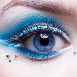 Zdj�cie 5 - Makija� wieczorowy oczu - karnawa�