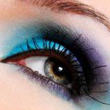 Zdj�cie 6 - Makija� wieczorowy oczu - karnawa�