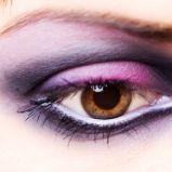 Zdj�cie 7 - Makija� wieczorowy oczu - karnawa�