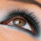 Zdj�cie 9 - Makija� wieczorowy oczu - karnawa�
