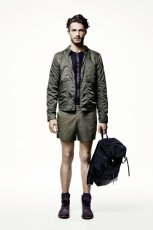 khaki szorty H&M - wiosna/lato 2011