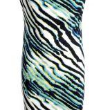 sukienka z wzorem w zebr� Simple - jesie�/zima 2010/2011