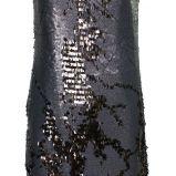 czerna sukienka z cekin�w od Simple - jesie�/zima 2010/2011
