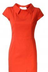 czerwona sukienka Molton - wiosna/lato 2011