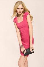 r�owa sukienka Tally Weijl - wiosenna kolekcja